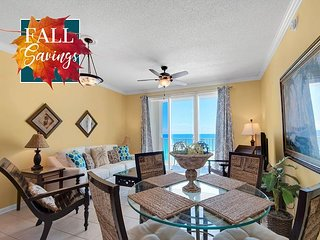 **FALL DISC** GULF VIEW Updated Condo * Resort Pool/Hotub Gym +FREE VIP Perks