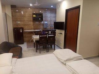 Service Apartments 1 BHK Park Street