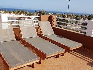Fabulous Sea Views at HIGHLY RATED Marina Golf Villa, free wifi!