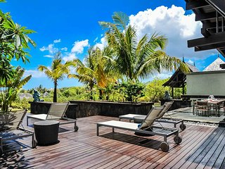 Luxury 07 bedrooms villa near Golf Estate and Beach Club in Bel Ombre-Mauritius