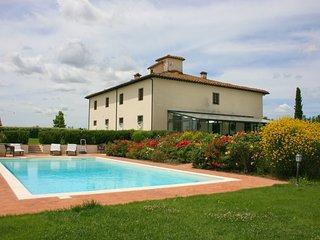 9 bedroom Villa in Fattoria la Marsiliana, Tuscany, Italy : ref 5674933