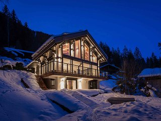 Chalet La Source- Book now for winter