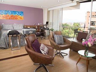 ☆ Enjoy Luxury Roof On Laureles ☆ 1BR Fast Net ϟ