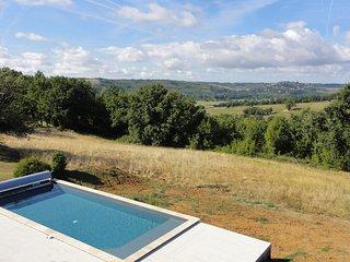 Maison La Martinie, stunning views Cordes-sur-Ciel