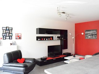 Appartement Cosy au coeur de woippy village