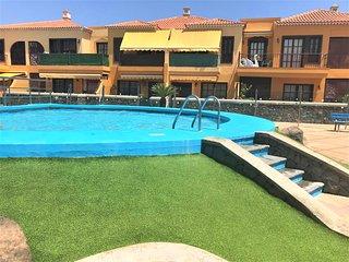 Appartement 4 personnes Costa Del Silencio,3 piscines,tennis et WiFi haut debit