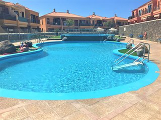Appartement 4 personnes Costa Del Silencio,3 piscines,tennis et WiFi haut debit