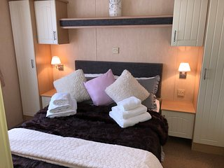 Liskey Hill Holiday Park, Perranporth Luxury Static 4 birth Holiday Let Cornwall