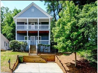 COZY,RENOVATED,SPACIOUS Home Minutes from Downtown Atlanta!