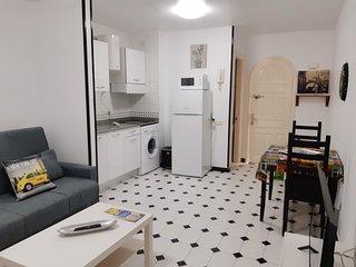 Nick´s Apartament. Cute apartment in the center of Corralejo