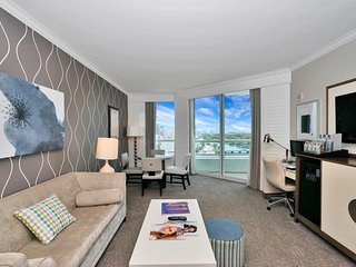 One Bedroom Suite Bay in Fontainebleau Miami Beach