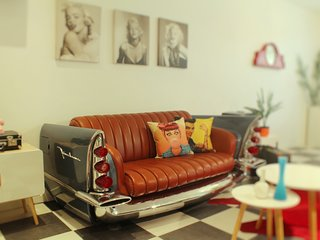 Incantevole appartamento anni 50'.