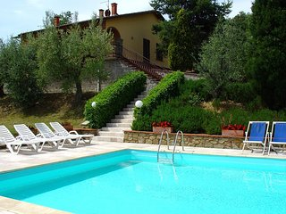 4 bedroom Villa in Santa Barbara, Tuscany, Italy - 5239828