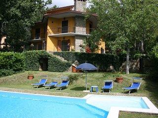 8 bedroom Villa in Scheggia, Tuscany, Italy : ref 5239782