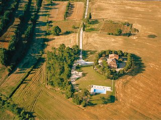 3 bedroom Apartment in Bandita, Tuscany, Italy : ref 5239666