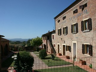 5 bedroom Apartment in Chianacce, Tuscany, Italy : ref 5239697