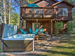 NEW! Home w/Deck & Hot Tub By Heavenly Ski Resort!