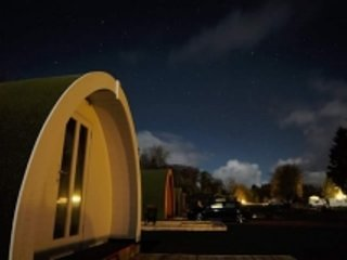 Luxury Pods at Barrhill Holiday Park 5
