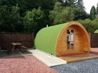 Luxury Pods at Barrhill Holiday Park 4