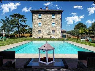 9 bedroom Villa in Fratta-Santa Caterina, Tuscany, Italy : ref 5457036