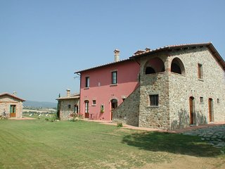2 bedroom Apartment in Badicorte, Tuscany, Italy : ref 5239739