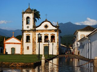 Nice Room in Paraty
