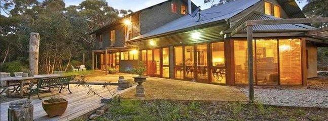 The Last Straw - Luxury Eco Straw Bale House