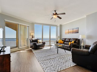 Penthouse Paradise Sienna 1207 -  Sunset Beach Views on the Gulf Coast!