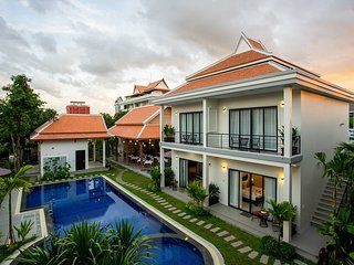 Pavillon d'Angkor - Family Suite 2