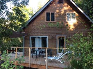 Maison Suedoise au ceour des cevenes