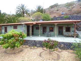 Casa El Pirguan. Your Oasis in La Gomera