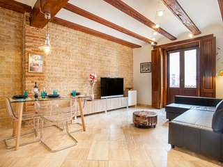 Luxury apartment in the historic center