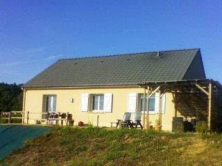 La Mirabelle 90m2  Dordogne/Correze, maison neuve classee 4****