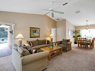 160HC. Charming 3 Bedroom Pool with Lovely View In Sandy Ridge