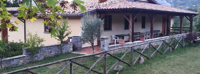B&b santa lucia, holiday rental in Castelluccio Superiore