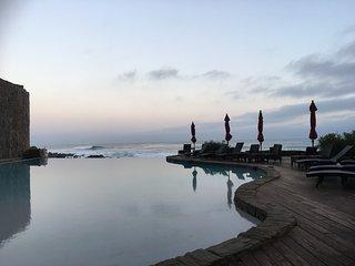 Rosarito Getaway/ Front beach view