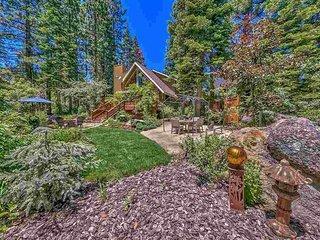 A Sunny Sanctuary California House