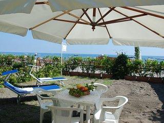 Apartment on the beach of Positano