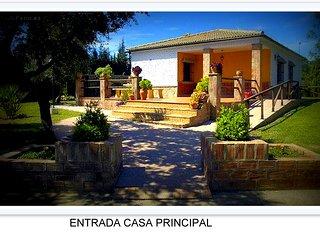 La Estancia El Garvi Alojamiento  Alojamiento  Rural