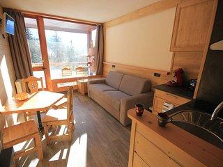 Appartement Moderne et fonctionnel en plein coeur de station WIFI gratuit