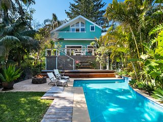 Tropical Haven - Avalon Beach, NSW