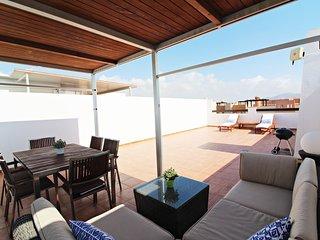 Alborada 318 - 150m playa, WiFi, terraza-solárium