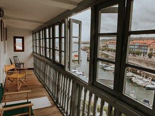 Ático Duplex en el Puerto de Llanes