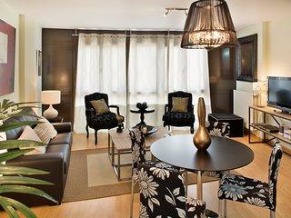 Apartamento elegante 2ºQ en Posada de Llanes - 2 Hab, 2 Baños. Con WIFI y Garaje