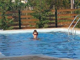 Villa Filia no 3 with pool in Almiros Beach, Acharavi