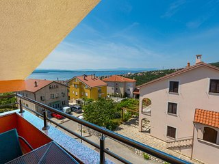 Private suites Crikvenica 8724 1-room-suite
