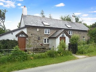Upper Castlewright Cottage - spectacular views, Shropshire/Powys border