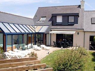 A033535 Villa Moelan sur Mer Schlafzimmer 6 Personen 10