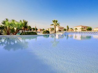 Domaine du Golf - House 2 bedrooms 6 persons Espace Air-conditioning