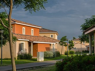 Domaine du Golf - House 3 bedrooms 8 persons Air-conditioning